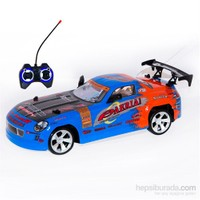 Drift Champion U.K. Şarjlı 1:14 Araba, Mavi Paeria