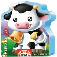 Educa 24 Puzzle Cow