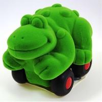 Rubbabu Küçük Hayvanlar Rubbabu Yeşil Kurbağa