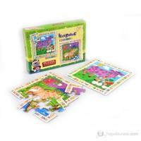 Kırkpabuc Tekerleme 2 (9 ve 12 Parçalık Karton Puzzle)