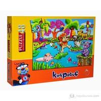 Kırkpabuc Orman Hayvanları 2 (48 Parçalık Karton Puzzle)