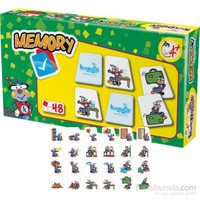 Kırkpabuc Tırtıl (Hafıza Oyunu Karton Puzzle)