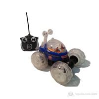 Soomo Mega Magma Team, Uzay Aracı Görünümlü Süper Güçlü (Işıklı Akrobat Araba)