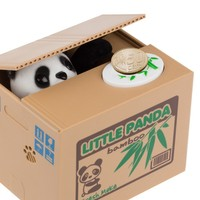 Hepsi Dahice Little Panda Bamboo Sevimli Panda Kumbara