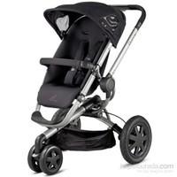 Quinny Buzz 3 Üç Tekerlekli Bebek Arabası Rocking Black