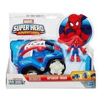 Playskool Heroes Süper Araç ve Figür