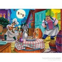 Clementoni Çocuk Lady Tramp - 250 Parça Puzzle