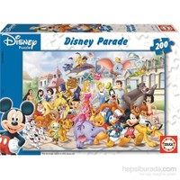Educa Çocuk Disney Parade - 200 Parça Puzzle