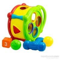 Prego Toys 0073 Eğlenceli Davul