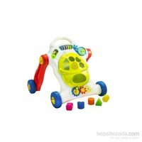 Prego Toys Wd 3660 Music Baby Walker