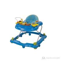 Crystal Baby 1040 Selena Yürüteç / Mavi