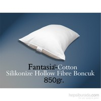 Fantasia Cotton Hollowfibre Boncuk Silikonize Yastık