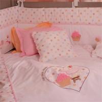 Aybi Baby 126 Cupcake Bebek Uyku Seti 80X140