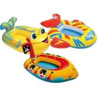 İntex Taşıt Desenli Havuz Botu (Asortili)
