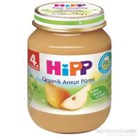 Hipp Organik Armut Püreli Kavanoz Maması 125 gr
