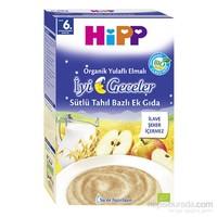 Hipp Organik İyi Geceler Yulaflı Elmalı Tahıl Bazlı Ek Gıda 250 gr