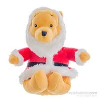 Disney WTP Pooh Yılbaşı Kıyafetli 20cm