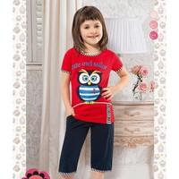 Yuppi Kapri Pijama Takımı 1-8 Yaş