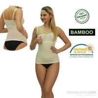 Emzik Form Bambu Emzirme Atlet