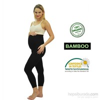 Emzik Form Bambu Hamile Tayt