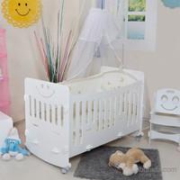 Agashi 60X120 Bebek Karyolası