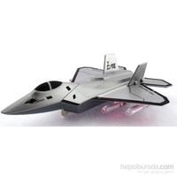 Metal Sesli Savaş Uçaği F22