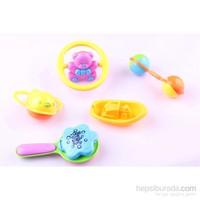 Nani Toys 5'li Bebe Çıngırak Seti