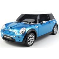 Rastar Mini Cooper 1:24 Uzaktan Kumandalı Mavi
