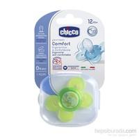 Chicco Physio Comfort Silikon Emzik Unisex 12 ay+ Tekli