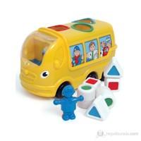 Wow Oyuncak Sidney Okul Otobüsü (Sidney School Bus)