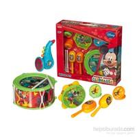 Fen Toys Mickey Mouse Müzik Set