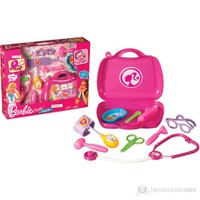 Barbie Kutulu Doktor Set