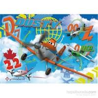 Clementoni Planes 2 - 104 Parça Maxi Çocuk Puzzle