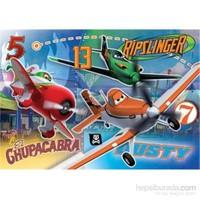 Clementoni Planes 2 - 104 Parça Çocuk Puzzle
