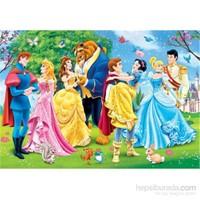 Clementoni Princess 104 Parça Maxi Çocuk Puzzle