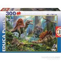 Educa Dinazorlar - 300 Parça Puzzle