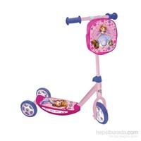 Prenses Sofia 3 Tekerlekli Scooter