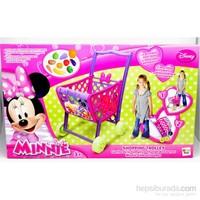 Minnie Mouse Alışveriş Sepeti