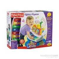Fisher Price L&L Piyano Türkçe - İngilizce