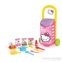 Hello Kitty Çek Çek Araba Mutfak Seti