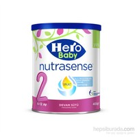 Hero Baby Nutrasense 2 Devam Sütü 400 gr