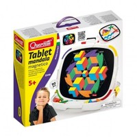 Quercetti Tablet Mıknatıslı Mandala 90 Parça Q 5348