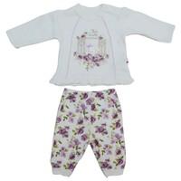 Baby Center Omuzdan Çıtçıtlı Bebek 2 Li Takım