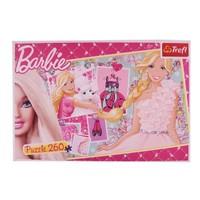 Trefl 260Pcs Puzzle Barbie