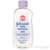 Johnson's Baby Bed Time Oil Bebek Yağı 300 ml