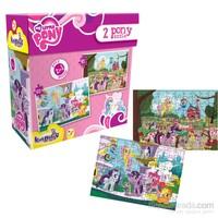 Kırkpabuç 2 Pony Puzzle 60+90 Parça