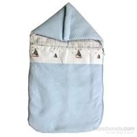 İdil Baby 5504 Erkek Bebek Alt Açma Mavi