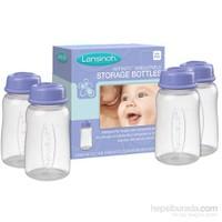 Lansinoh 590411 4'lü Süt Saklama Kabı