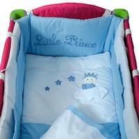 Aybi Baby Oyun Parkı Bebek Uyku Seti Little Prince