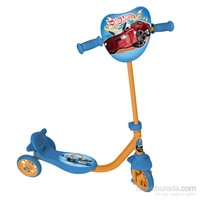 Hot Wheels Silikon Tekerli Frenli Scooter